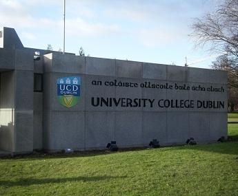 Kết quả hình ảnh cho Du học Ireland tại trường University College Dublin (UCD)